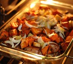 Roasted Vegetables:  Quick, Easy and Delicious