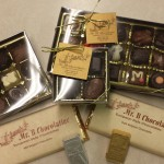 Mr. B Chocolates:  Local award winning quality gifts